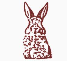 Rabbit Run Baby Tee
