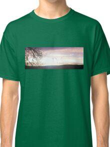 Dusk Mallow Classic T-Shirt