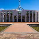 Parliament House Canberra 2 by rudolfh