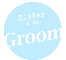 Sister of the Groom by ineslira
