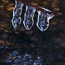 Three Icicles by GillBell