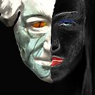 """Face of humanity """"Mask series"""" by Martin Dingli"""