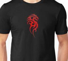 Dragon Tribal Symbol Unisex T-Shirt
