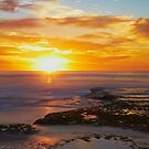 Sunrise- Maroubra Beach by Mark  Lucey