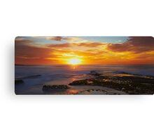 Sunrise- Maroubra Beach Canvas Print