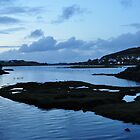 Loch Dunvegan at Twilight by Rupert Connor