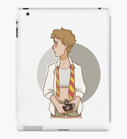 Trans!Remus iPad Case/Skin