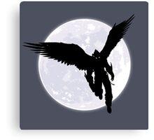 Moon Devil Jin Canvas Print