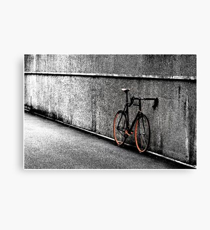 Urban Bike Canvas Print