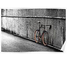 Urban Bike Poster