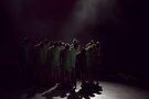 Teracotta Dance Warriors by Alfredo Estrella