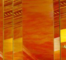 orange reflexions by D. D.AMO
