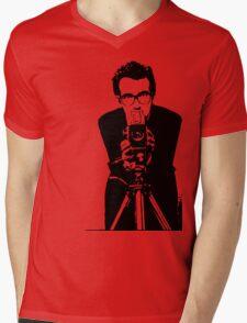 This Year's Model Mens V-Neck T-Shirt