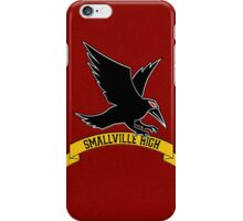 Smallville High Crest  iPhone Case/Skin