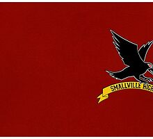 Smallville High Crest  by RoufXis