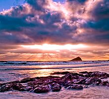 Moody Rays - Wembury by BS6 Photography