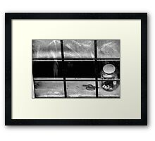 So Much Work To Be Done Framed Print