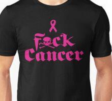 F*ck Cancer Unisex T-Shirt