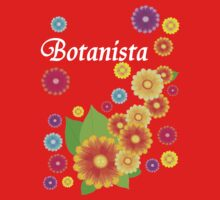 Botanista (dark shirts) Kids Tee