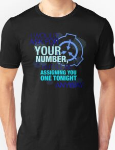 What's your (item) number T-Shirt