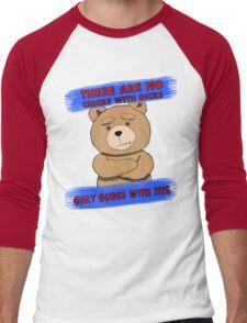 Ted 2 Men's Baseball ¾ T-Shirt
