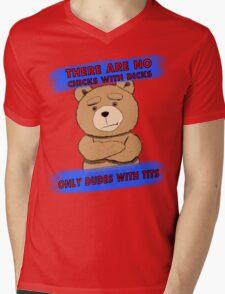 Ted 2 Mens V-Neck T-Shirt