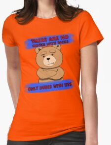 Ted 2 Womens Fitted T-Shirt