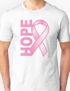 Hope Cancer Ribbon T-Shirt