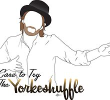 The Yorkeshuffle by dmbgal07