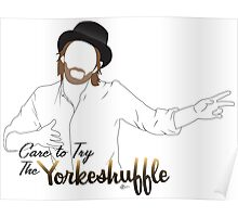 The Yorkeshuffle Poster