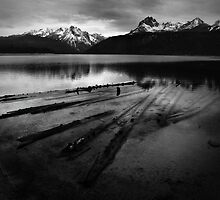 Redfish Lake, Idaho by ayresphoto