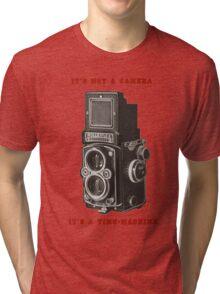 Rolleiflex Time-Machine Tri-blend T-Shirt