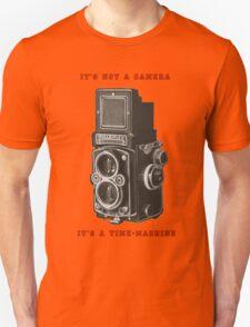 Rolleiflex Time-Machine Unisex T-Shirt