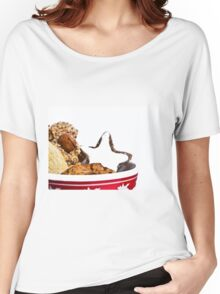 Christmas Biscuits Women's Relaxed Fit T-Shirt