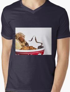 Christmas Biscuits Mens V-Neck T-Shirt