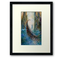 EUPHEMUS AND THE SYMPLEGADES Framed Print