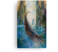 EUPHEMUS AND THE SYMPLEGADES Canvas Print