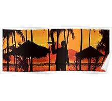 Scarface (wide screen print) Poster