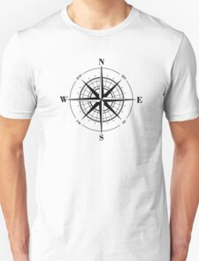 Old compass  T-Shirt