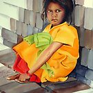 In The Lap Of Bricks by shagufta