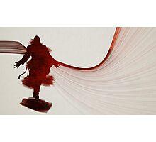 Ezio Silhouette Photographic Print