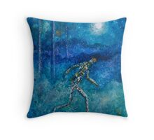 THE BOLTER Throw Pillow
