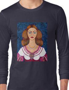 Ines de Castro Long Sleeve T-Shirt