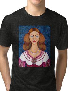 Ines de Castro Tri-blend T-Shirt