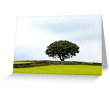 Hill topper Greeting Card