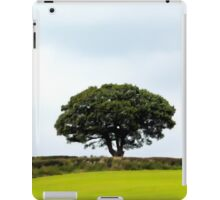 Hill topper iPad Case/Skin