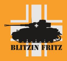 Blitzin' Fritz by DarkHorseDesign
