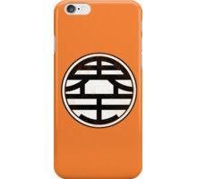 King Kai's Symbol iPhone Case/Skin