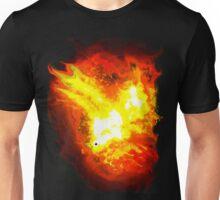 Phoenix fire bird  Unisex T-Shirt