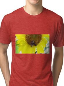 The Busy Bee Tri-blend T-Shirt